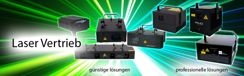 Laserworld Laser Vertrieb