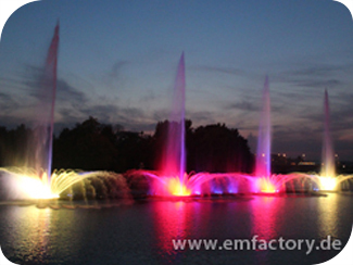 Ukraine Fountain by EMF 1