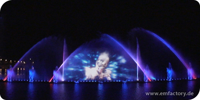 Ukraine Fountain by EMF 20