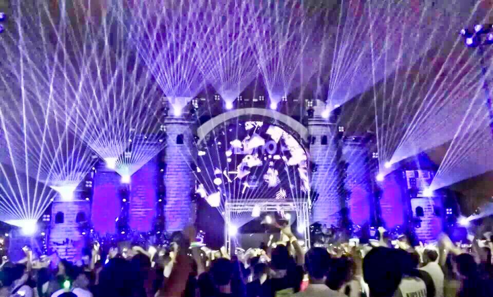 Infinity Festival Shanghai 2015 0002