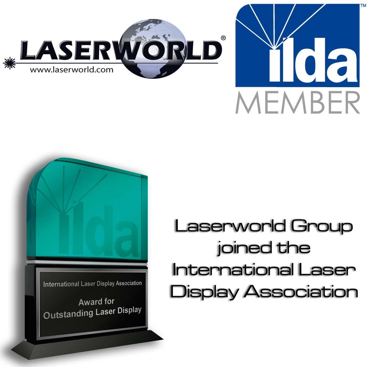 Laserworld joined ILDA