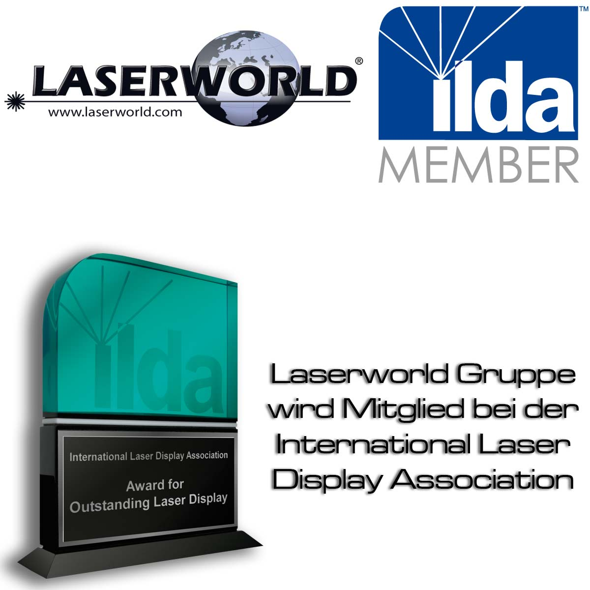 Laserworld joined ILDA de