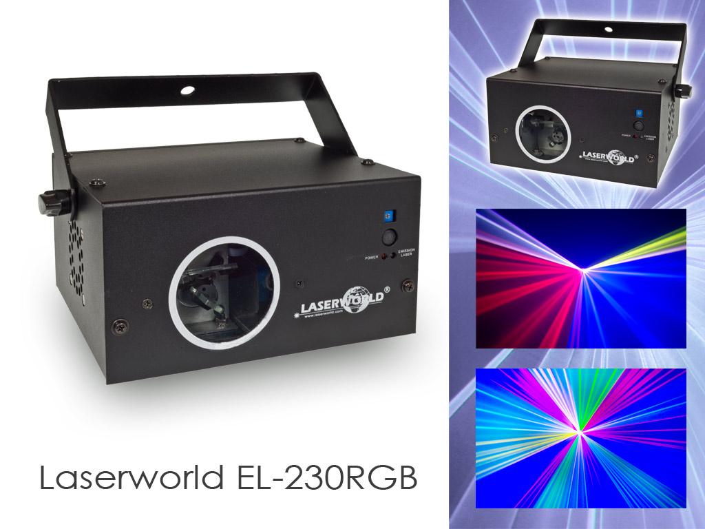Laserworld EL 230RGB 2
