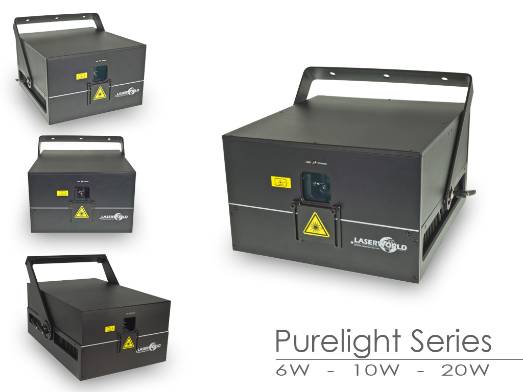 Laserworld Purelight Series 2017 001