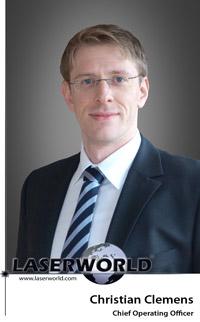 Portrait Christian Clemens COO web