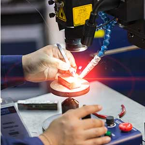 laser safety in trade