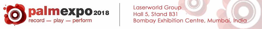 Laserworld at palmexpo 2018