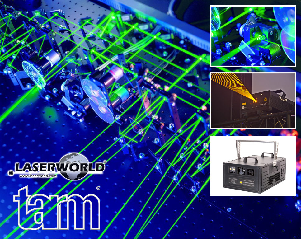 Tarm as new member of the Laserworld Group