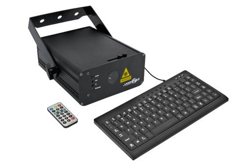 Laserworld EL 500RGB KeyTEX PR