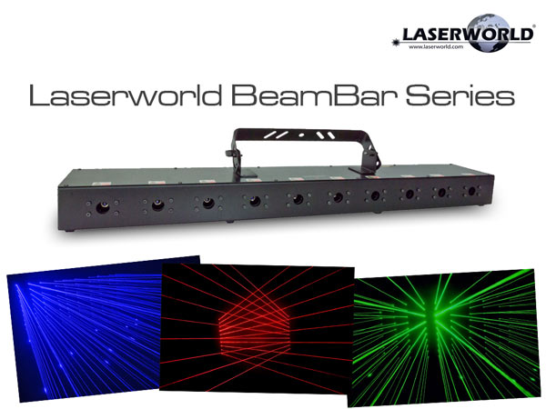 Laserworld BeamBar 600