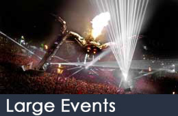 2019 large events