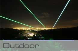 references categorie outdoor laser