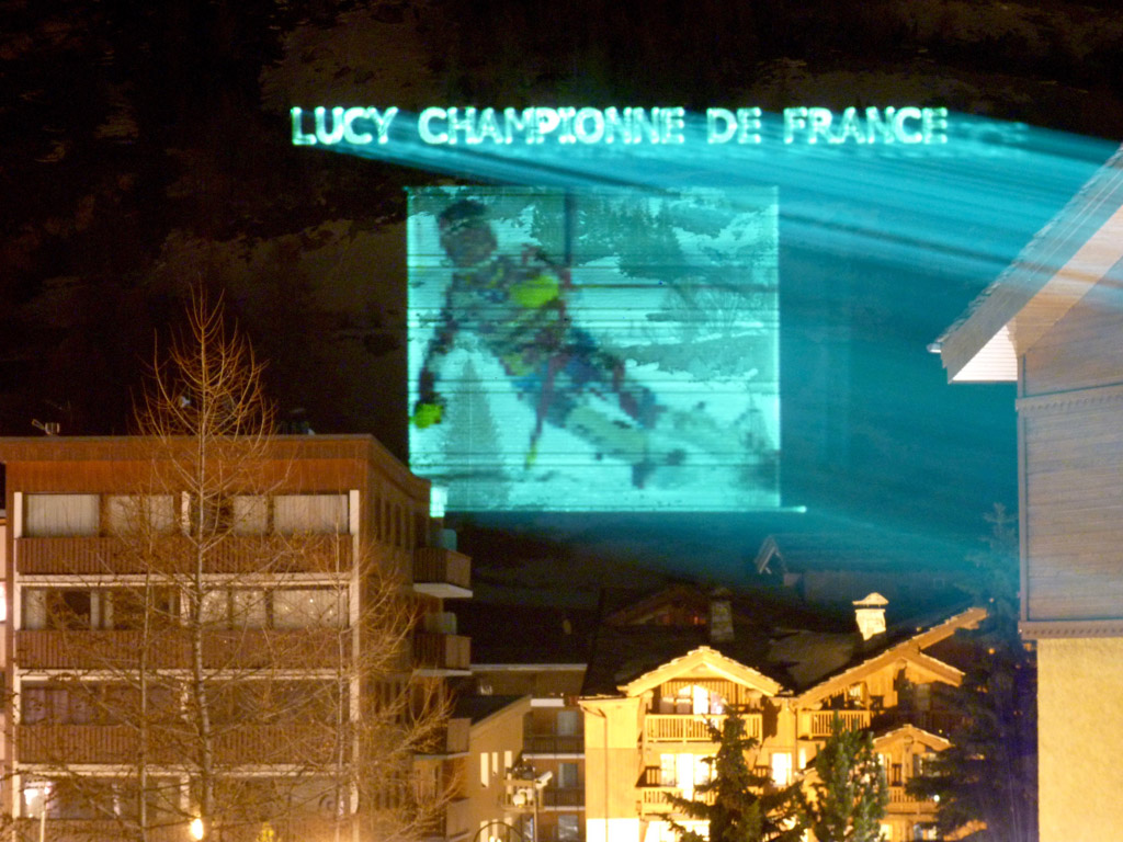 Lucy Championne de France 1 web