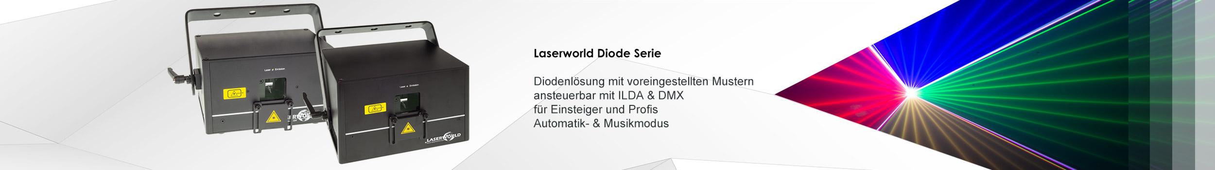 Laserworld Diode Serie Showlaser