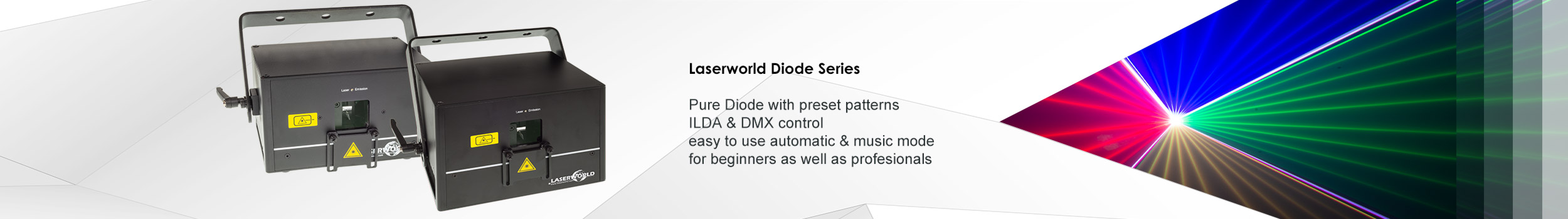 Laserworld Diode Series