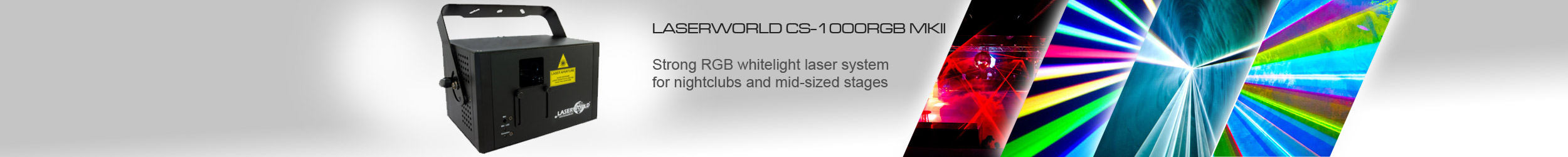 Club Series CS-1000RGB MKII