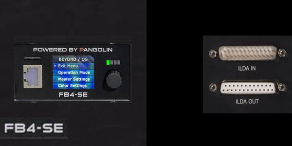 ILDA with Pangolin FB4
