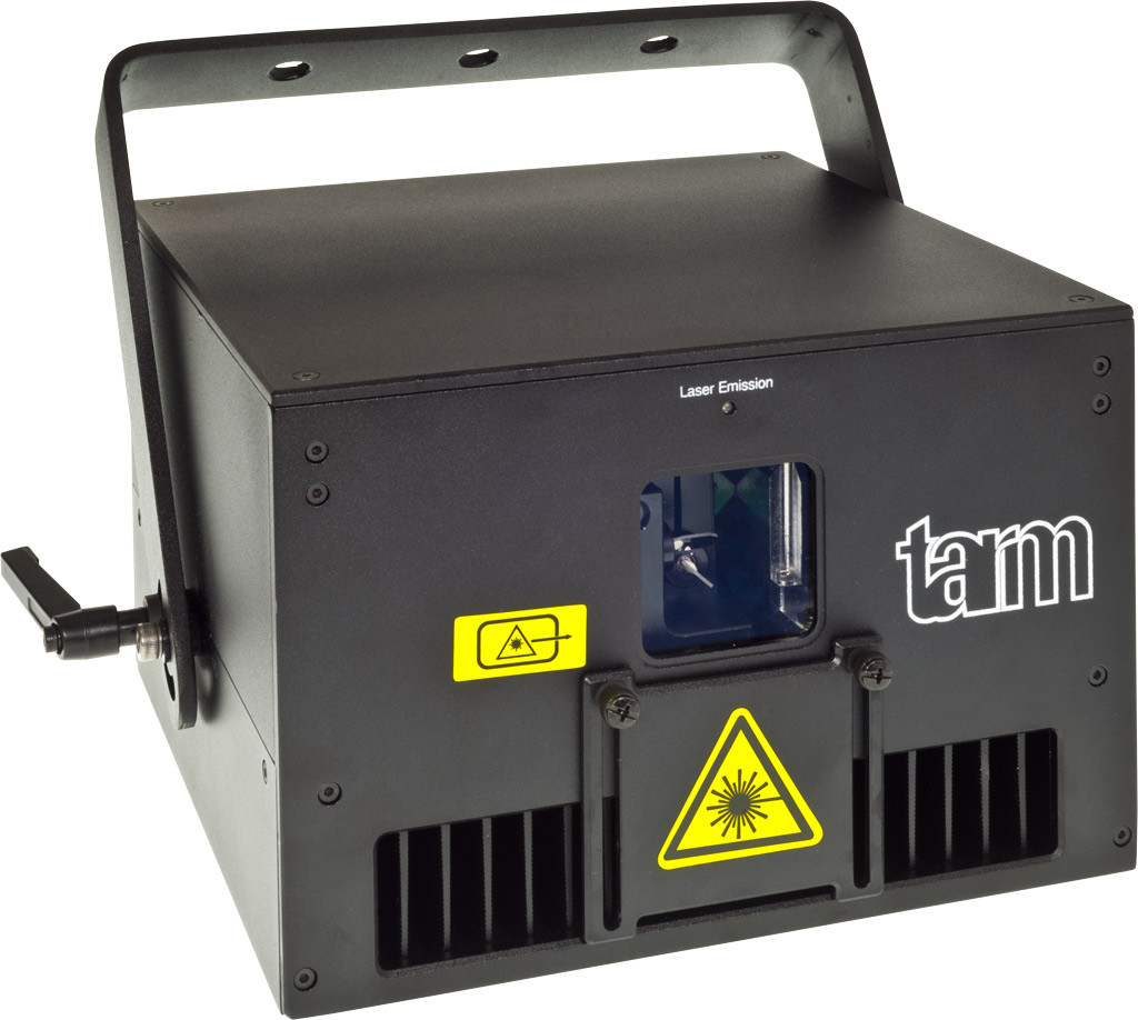 show laser projector industry