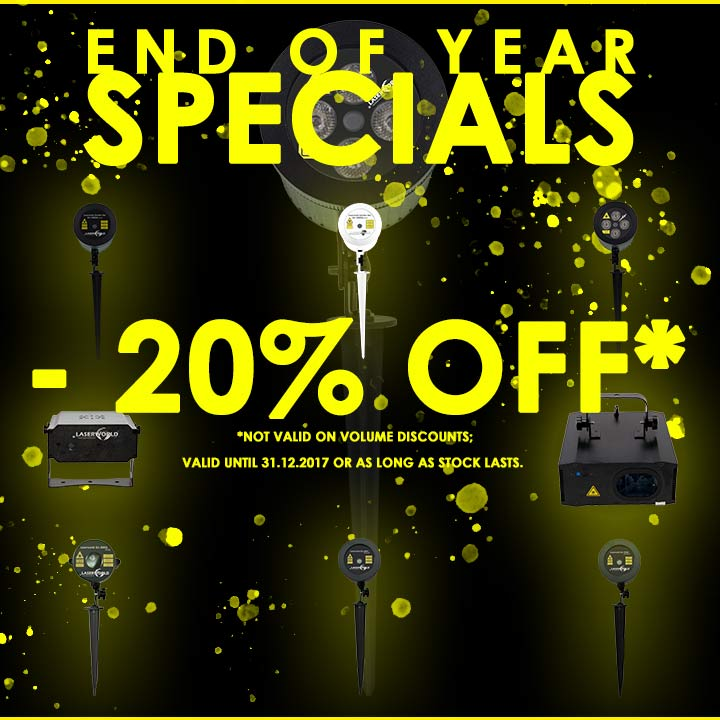 Laserworld End of Year Special