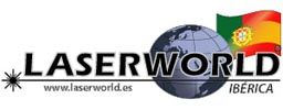logo international laserworld iberica