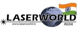 logo international laserworld india