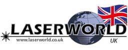logo international laserworld uk
