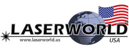 logo international laserworld usa