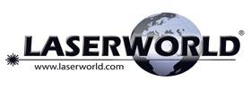 logo company laserworld