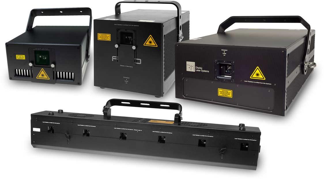 Rent laser system