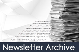 2019 newsletter archive