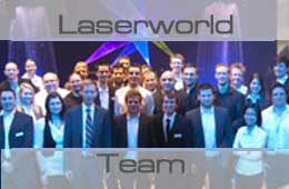 laserworld team