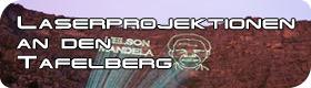 Laserworld Laserprojektionen an den Tafelberg 280x80