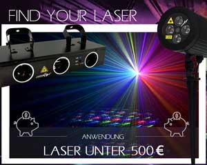 laser unter 500 euro günstiger als