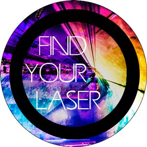 Icon Find Your Laser
