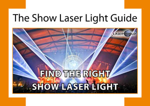 Laserworld The Show Laser Light Guide 2016