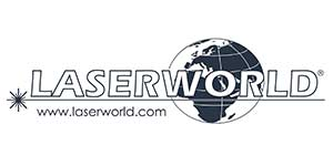 Laserworld Logo Button