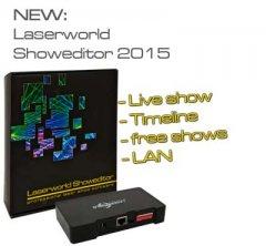Laserworld Showeditor 2015 Set