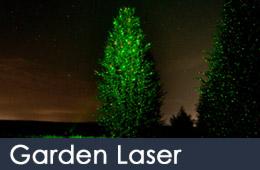 garden laser