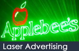 laser billboard
