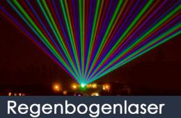rainbow laser de
