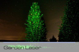 garden laser web