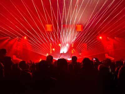 laser show laserworld 0009