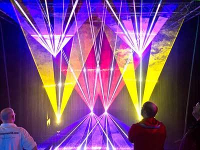 laser show laserworld 0018