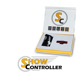Showcontroller Laser Software