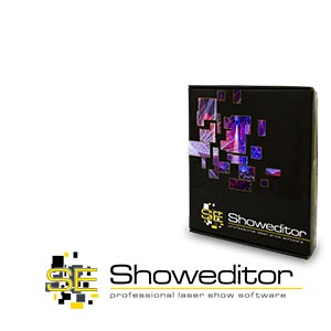 Showeditor Laser Software