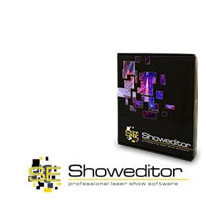 Showeditor Laser Software