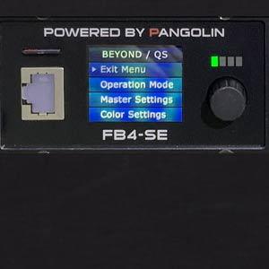 Pangolin FB4 integriert