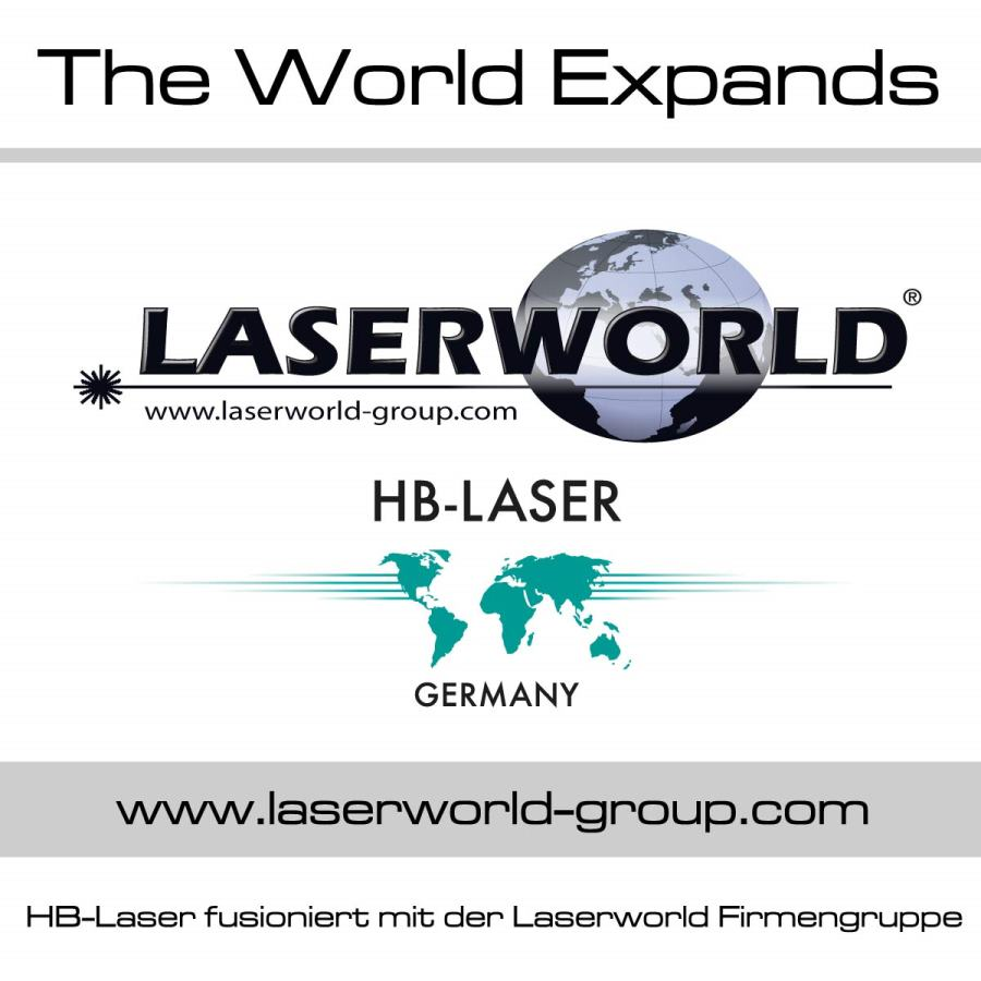 HB-Laser fusioniert mit Laserworld Firmengruppe small
