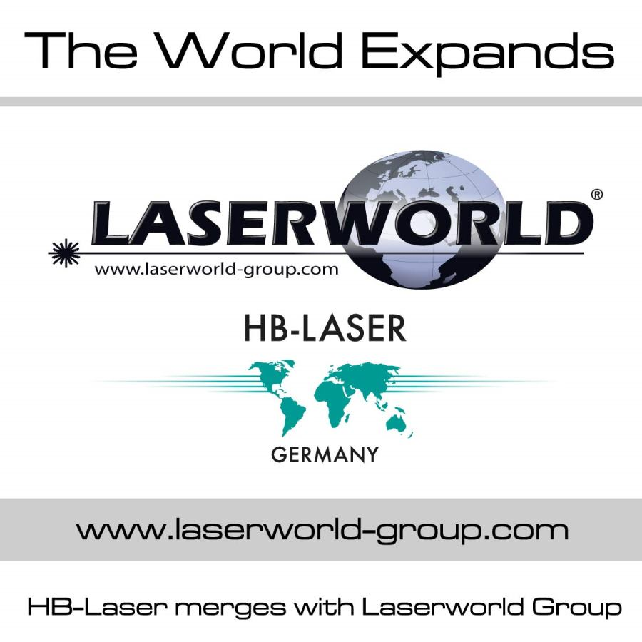 HB-Laser merges with Laserworld Group small
