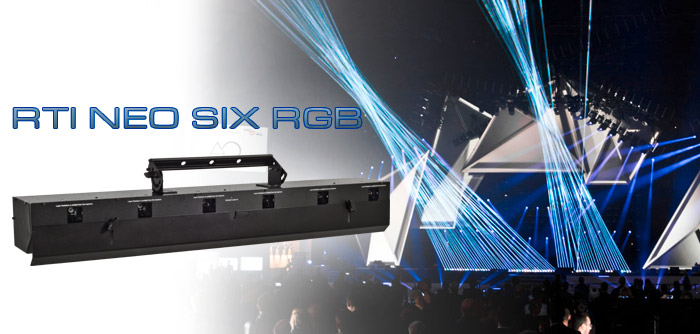 RTI NEO SIX RGB